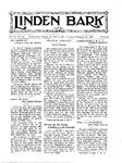 Linden Bark, February 28, 1928