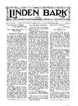 Linden Bark, March 20, 1928