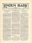 Linden Bark, March 27, 1928