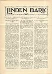 Linden Bark, April 3, 1928