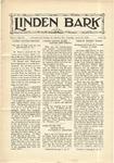Linden Bark, April 17, 1928