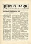 Linden Bark, May 18, 1928