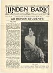 Linden Bark, May 22, 1928
