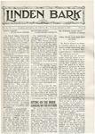 Linden Bark, October 4, 1927
