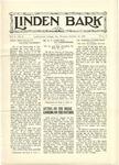 Linden Bark, October 18, 1927