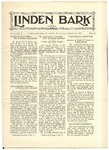 Linden Bark, October 25, 1927
