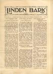Linden Bark, November 15, 1927
