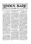 Linden Bark, November 22, 1927