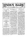 Linden Bark, December 6, 1927
