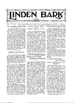 Linden Bark, December 13, 1927