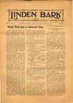 Linden Bark, January 11, 1927