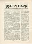 Linden Bark, January 25, 1927