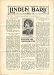 Linden Bark, March 22, 1927