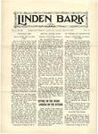 Linden Bark, March 29, 1927