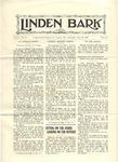 Linden Bark, May 28, 1927