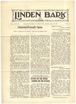 Linden Bark, May 29, 1927