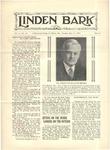 Linden Bark, May 31, 1927