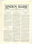 Linden Bark, October 5, 1926