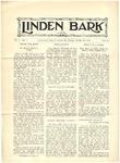 Linden Bark, October 26, 1926