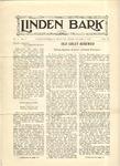 Linden Bark, November 2, 1926