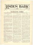 Linden Bark, November 30, 1926