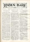 Linden Bark, December 7, 1926
