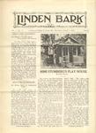 Linden Bark, January 6, 1926