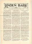 The Linden Bark, January 13, 1926