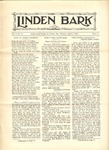 The Linden Bark, April 1, 1926