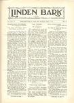 The Linden Bark, April 7, 1926