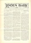 The Linden Bark, April 14, 1926