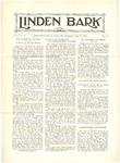 The Linden Bark, April 21, 1926