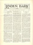 The Linden Bark, April 28, 1926