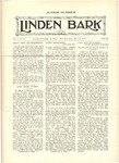 The Linden Bark, May 5, 1926
