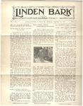 The Linden Bark, September 30, 1925
