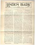 The Linden Bark, October 7, 1925