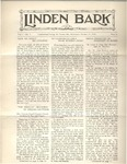 The Linden Bark, October 14, 1925