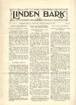 The Linden Bark, October 28, 1925