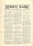 The Linden Bark, November 18, 1925