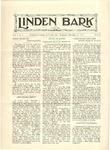 The Linden Bark, November 25, 1925