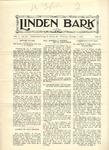 The Linden Bark, December 2, 1925