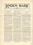 The Linden Bark, December 9, 1925