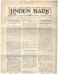 The Linden Bark, January 8, 1925