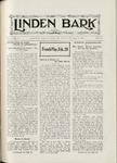The Linden Bark, February 12, 1925
