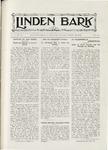 The Linden Bark, February 26, 1925