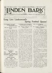 The Linden Bark, March 5, 1926