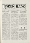 The Linden Bark, March 12, 1925