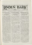 The Linden Bark, April 2, 1925