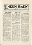 The Linden Bark, April 30, 1925