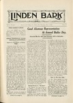 The Linden Bark, May 7, 1925